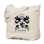 Ameredith Family Crest Tote Bag