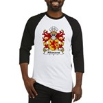 Albanacus Family Crest Baseball Jersey