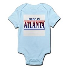 Made in Atlanta Infant Creeper