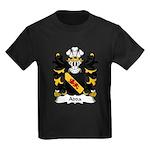 Adda Family Crest Kids Dark T-Shirt