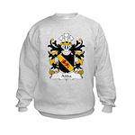 Adda Family Crest Kids Sweatshirt