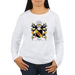 Adda Family Crest Women's Long Sleeve T-Shirt