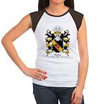 Adda Family Crest Women's Cap Sleeve T-Shirt