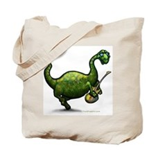 Funny Rock n roll baby Tote Bag