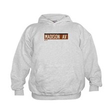 Madison Avenue in NY Hoodie