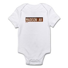 Madison Avenue in NY Infant Bodysuit