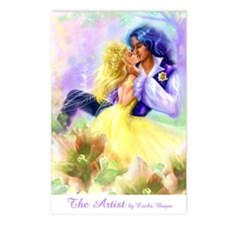 The Artist Postcards (Package of 8)