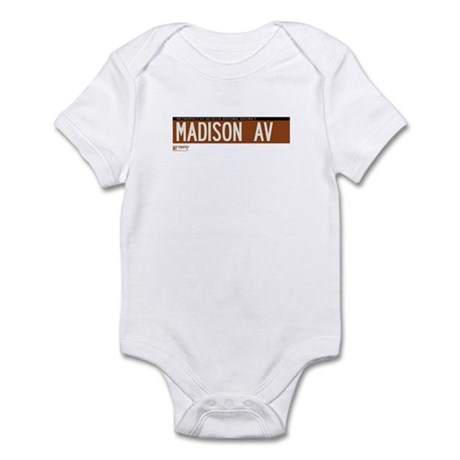 Madison Avenue in NY Infant Bodysuit