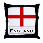 George Cross, England Throw Pillow