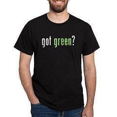Got Green Letters_1... T-Shirt