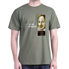 """Shakes """"Ides of March"""" T-Shirt"""