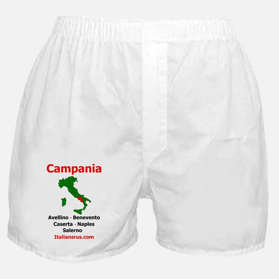 Cute Campania Boxer Shorts