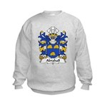 Abrahall Family Crest Kids Sweatshirt