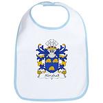 Abrahall Family Crest Bib