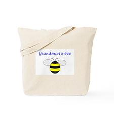 GRANDMA-TO-BEE Tote Bag