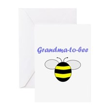 GRANDMA-TO-BEE Greeting Card