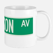 Madison Avenue in NY Mug
