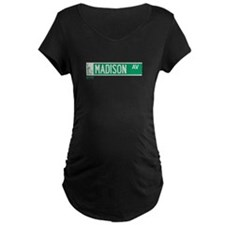 Madison Avenue in NY T-Shirt