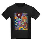 Astroids Kids Dark T-Shirt