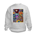 Astroids Kids Sweatshirt