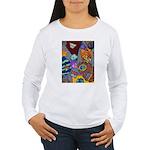 Astroids Women's Long Sleeve T-Shirt
