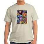 Astroids Light T-Shirt
