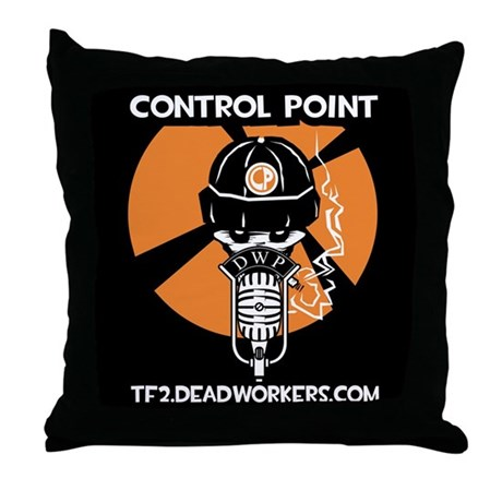 Control Point Podcast :: Throw Pillow