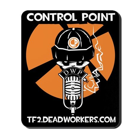 Control Point Podcast :: Mousepad