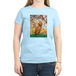 Spring / Vizsla Women's Light T-Shirt