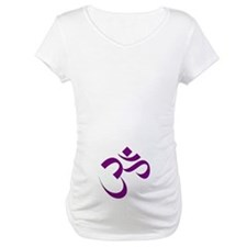 The Purple Aum/Om Shirt
