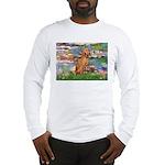 Lilies / Vizsla Long Sleeve T-Shirt