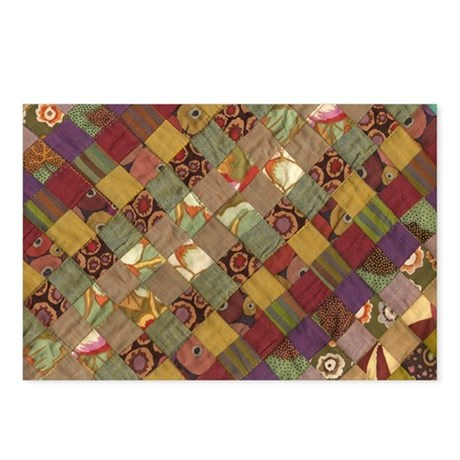 quilty Postcards (Package of 8)