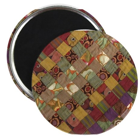 """quilty 2.25"""" Magnet (100 pack)"""