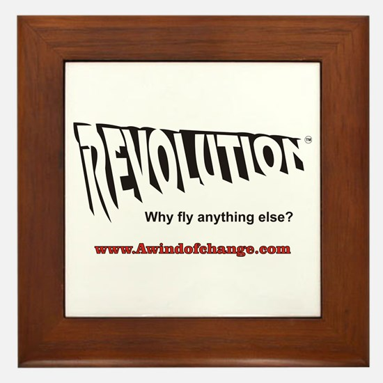 Revolution Apparel Framed Tile