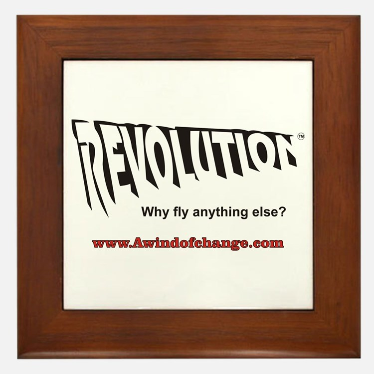 Revolution Apparel Framed Tile