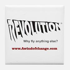 Revolution Apparel Tile Coaster