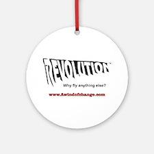 Revolution Apparel Ornament (Round)