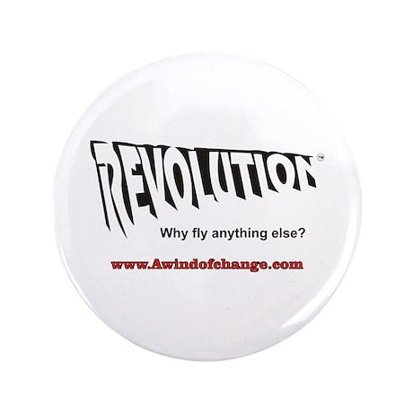 """Revolution Apparel 3.5"""" Button"""