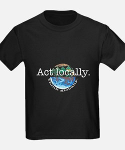Act Locally Think Globally T