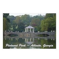 Atlanta Postcards <br> Piedmont Park (Pkg of 8)