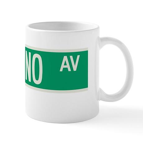 Paladino Avenue in NY Mug