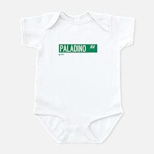 Paladino Avenue in NY Infant Bodysuit