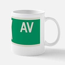 Park Avenue in NY Mug