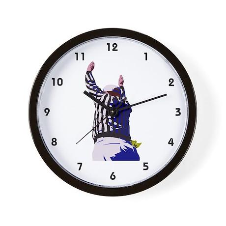 Referee Wall Clock