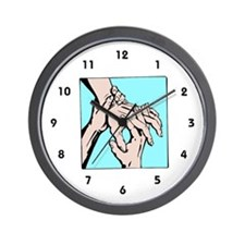 Occupational Therapist Wall Clock