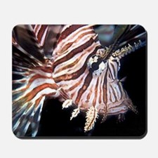 Lion Fish Mousepad