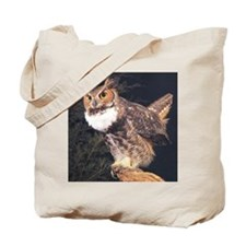 Cool Barn owl Tote Bag
