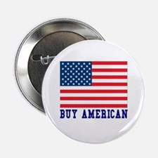 "Buy American 2.25"" Button (10 pack)"