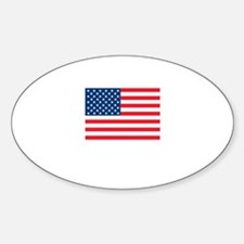 Buy American Oval Decal