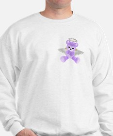 PURPLE ANGEL BEAR 2 Sweatshirt